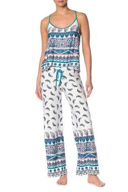 NWT -  $68 IN BLOOM by Jonquil Cami & Pants Women's 2-Piece