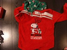 Women's PEANUTS SNOOPY  Pajamas  XS or SMALL S or LARGE L